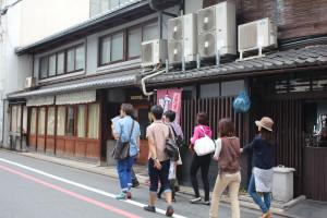 京都ブラブラ街歩き